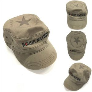 Rogue Nation Military Style Hat